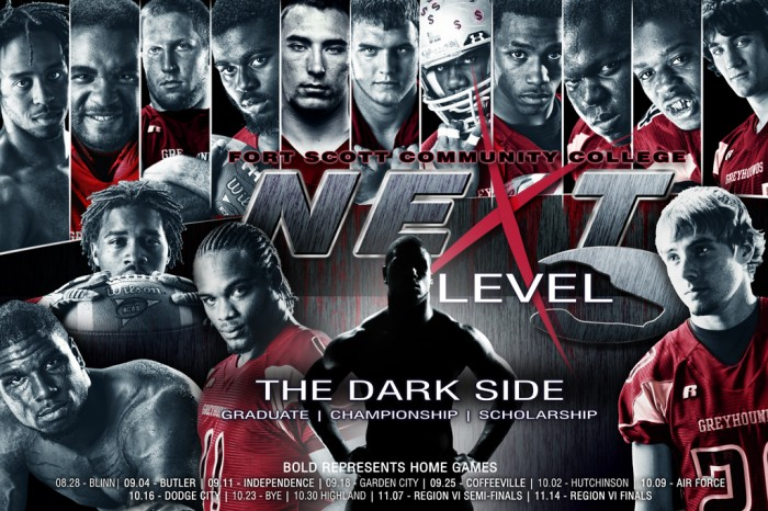 FSCC Next Level Football Poster - Defense