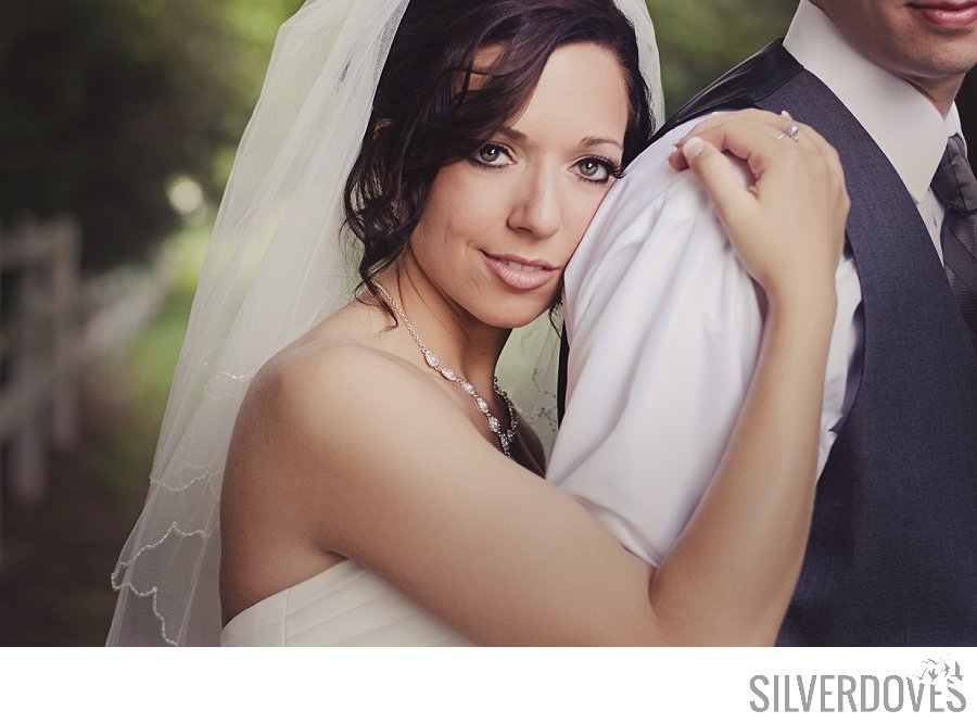 Marissa and Trent - Lenexa, KS - Peeper Ranch - Closeup