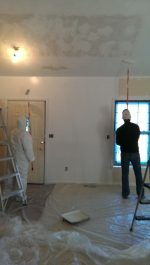 Priming the Ceiling