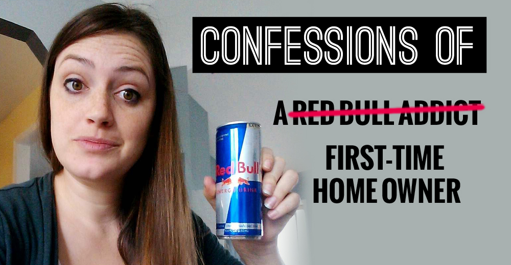 Confessions of a Red Bull Addict