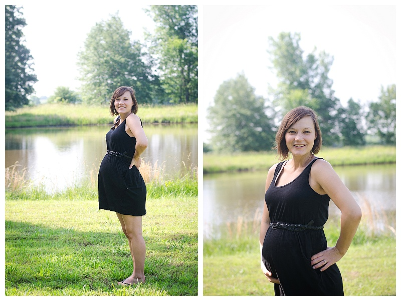 Cute Baby Bump Feature