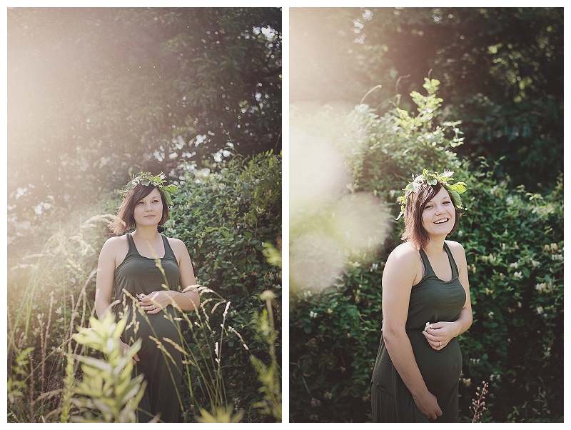 Jenna's Dreamy Maternity Session - Leavenworth Lifestyle Photographer