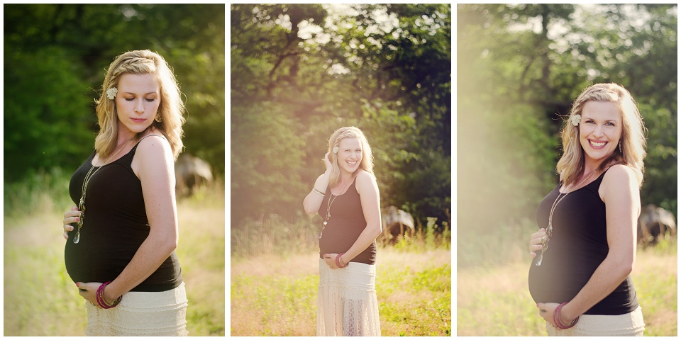 Light and Airy Bump Pics