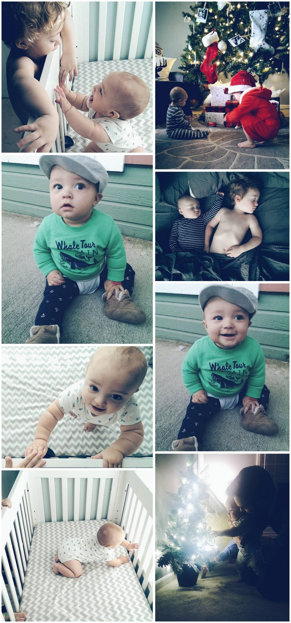 Finn 8 month Instagram