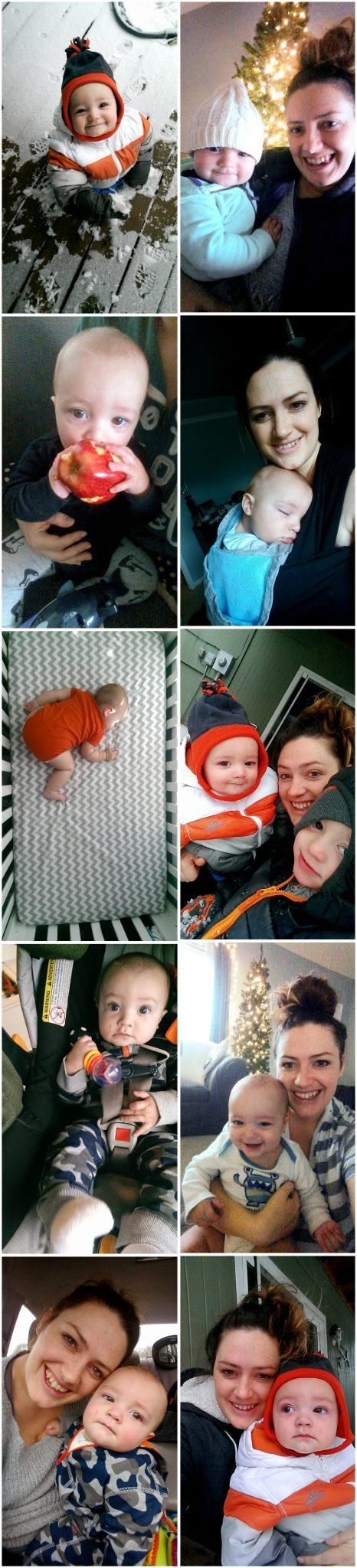 Finn 8 month cell