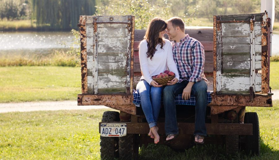 Sammy + Josiah Engagement Featured Image