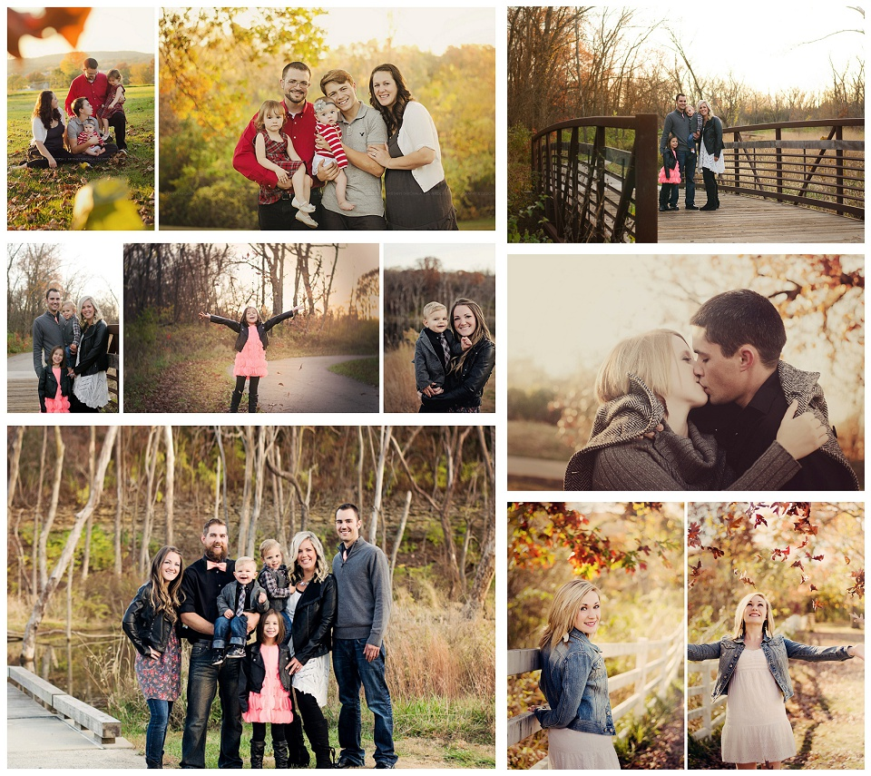 2015 Fall Mini Sessions in Leavenworth and Kansas City areas