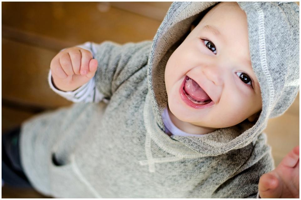 Finn 9 Months Featured Photo